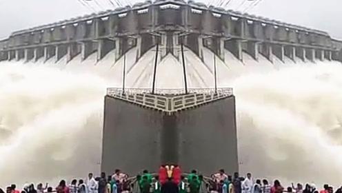 印度花40亿修建水坝,声称超越三峡,不料隆重启用仪式上秒打脸