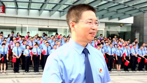 我和我的祖国|北京检察二分院为祖国献礼