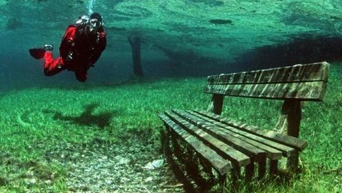 """最""""神秘""""的公园:全年仅有三个月能看到,其他时间都在水里!"""