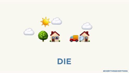 《一切的一切》最新emoji版预告