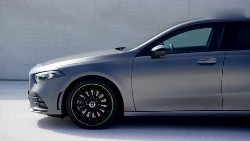 梅赛德斯A级汽车 无与论比的设计和功能