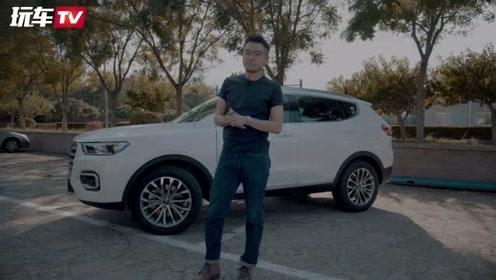 国产SUV销量王哈弗H6+小度车载OS!深度体验国产车机
