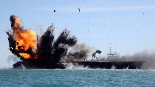 """正面刚!3艘潜艇变成""""稀碎"""",到底谁干的?"""