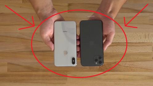 iPhoneXSMax与11ProMax比较,新机升级了什么