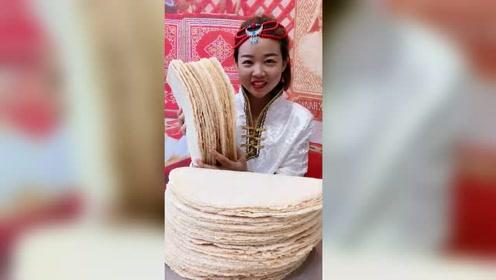 蒙古人最爱的零食!