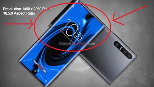 索尼Xperia11Plus渲染图外泄,三角刘海屏+曲面设计