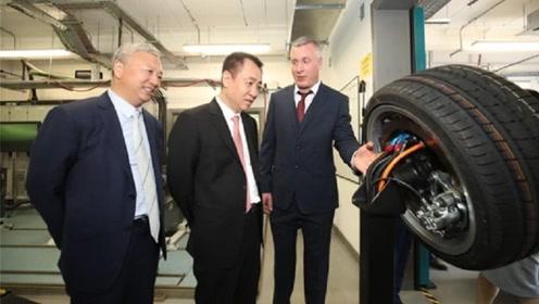 曾经的想法变现实!英国公司造出高科技轮胎,轻松实现侧方位停车