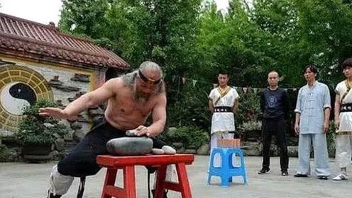 中国硬气功第一人,自称神功三花聚顶大成,想要挑战拳王泰森