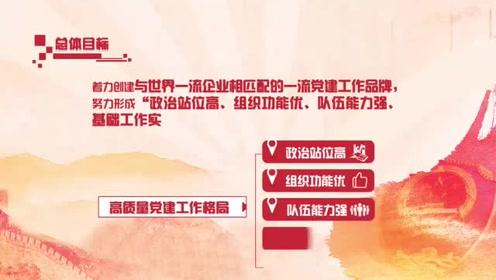 中国移动2020-2022年党建工作规划
