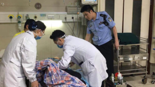 因和领导吵架 杭州一女子吞了14颗安眠药