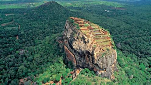 """巨石上的""""古城堡"""",隐藏千年才被找到,这将是世界第八奇迹?"""