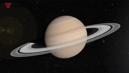 """天文学家发现土星20颗新卫星,打败木星成为""""卫星之王"""""""