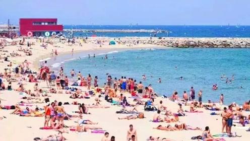 这个国家,141个沙滩可以裸体!每年8000多万游客来此体验