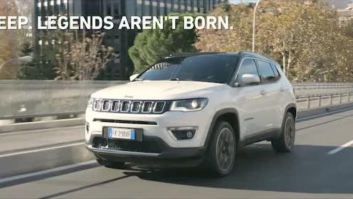 山林探险or城市疾驰?全新Jeep指南者都陪你肆意穿行!