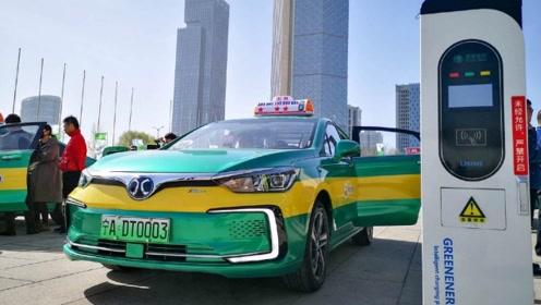 """第一批""""绿牌""""车要换电池了,看到电池价格,车主:换燃油车吧!"""