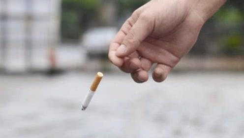 """烟头里面有""""黄金""""?国外小伙回收烟头,一年纯赚40万"""