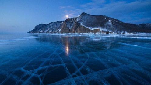 全球最深的淡水湖,湖底埋着25万具尸体,原因要追溯到上世纪