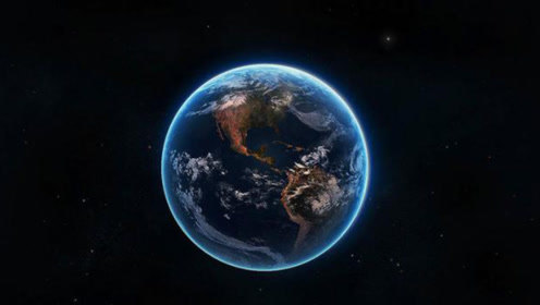 地球那么重,为啥能悬浮在太空中不往下掉?科学家分析后给出答案
