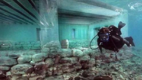 """海底真的有人居住,生活迹象明显?""""海底七十二村""""之谜浮出水面"""