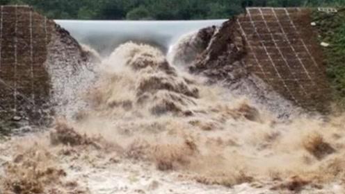 印度超级大坝耗时40年完工,想要超过三峡,开闸3秒我沉默了