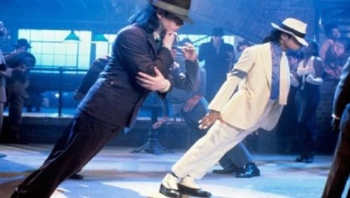 迈克尔杰克逊跳舞时,为何前倾45°都不会倒?总算知道了