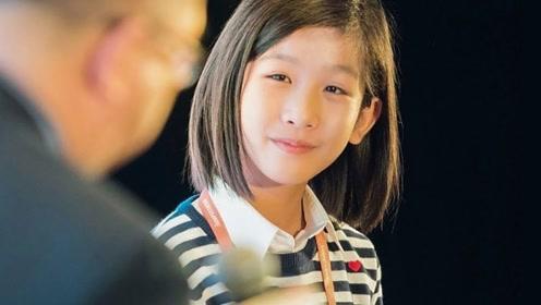 中国11岁小女孩辍学创业,花了2年时间,变身成霸道总裁