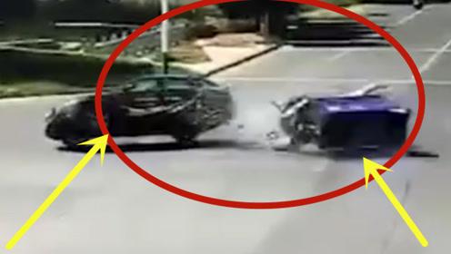 女客户试驾奥迪,不料车子突然失控,4位销售员身受重伤!