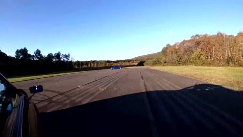 1000马力的丰田Supra vs 迈凯伦720S,谁更强悍?