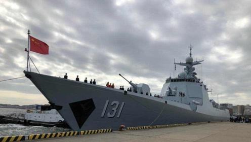 礼尚往来,中国海军参加日本国际阅舰式,为什么选了太原舰?