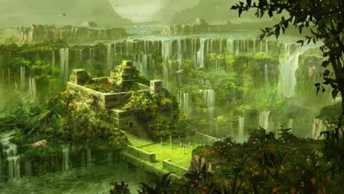 沉睡9000年的黄金城遗址被找到,原来人类并非唯一的文明