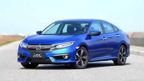 本田这款家轿!比雅阁耐造,运动属性浓郁,油耗经济,不到12万
