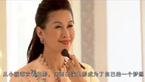 """她是香港著名""""性感鬼后"""",曾是一代人的童年阴影,如今成""""保险女王"""""""