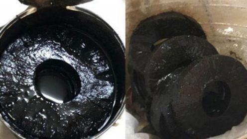 日本男子挖出过期5年的凤梨罐头,看到里面的东西,网友:黑凤梨!