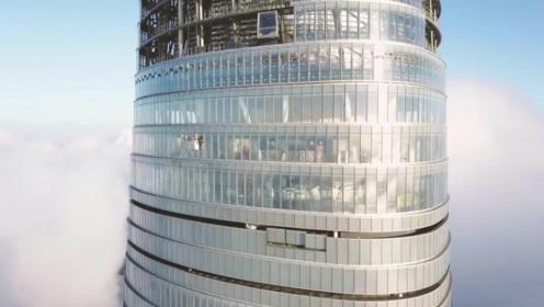 高达632米的大厦,刮风摆动幅度超一米,它真的安全吗?