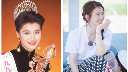 袁咏仪竞选港姐曾遭家人反对,反思你的孩子是否也在被你控制