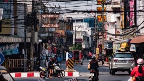 """泰国的网红城市,中国游客越来越少,如今看起来像""""鬼城"""""""