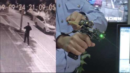 大量网店卖红外线瞄准弹弓,杀伤力强可击碎玻璃