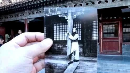 日本老人拿着故宫老照片,到故宫一一对比,结果让人毛骨悚然