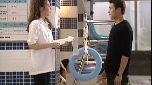 韩泰锡向恩熙表白,希望恩熙给他一个答案,希望能照顾她!
