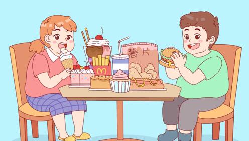 不良膳食正危害儿童健康 营养不良造成全球经济损失每年约3.5万亿美元