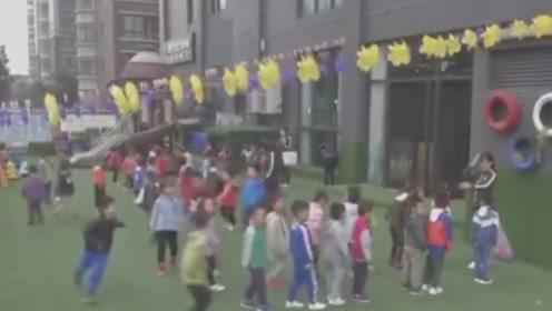 陕西一幼儿园有孩子一天被老师殴打十几次 却连办学资质都没有
