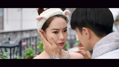 《没有秘密的你》江夏故意装情侣气走张孝阳,林星然被蒙在鼓里,心机BOY