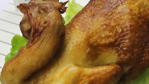 德州扒鸡,就是为火车而生的,凭借一鸡之力为山东菜代言