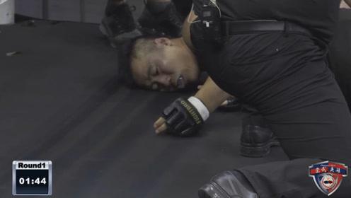 咏春丁浩再次杀上擂台,竟被一回合KO!