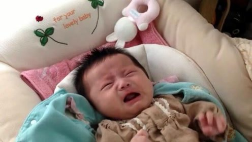 神奇!如何让小宝宝瞬间停止哭泣,新手爸妈一定要学