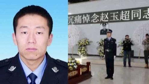 民警抓捕嫌疑人不幸牺牲,父亲:儿子走的光荣,让孙子接班