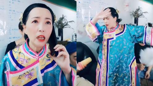 """""""石榴姐""""苑琼丹东北话找陈伟霆蹦迪,挑战野狼disco魔性十足"""