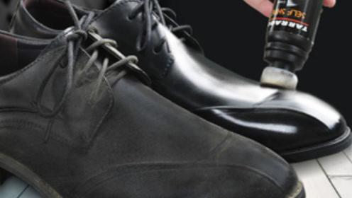 擦皮鞋别再花钱买鞋油了!偷学鞋店的保养小秘诀,擦完像新的一样
