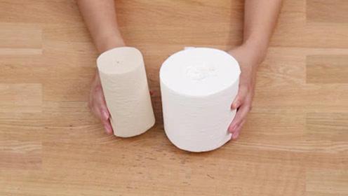 """黄色的""""卫生纸""""和白色卫生纸比,哪个天然更安全?原来一直被蒙蔽!"""