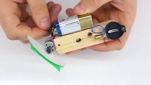 教你自制一个激光水平仪,只需几块钱的成本,实用效果装修工都佩服